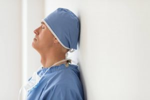 EHRs are a known contributor to physician burnout