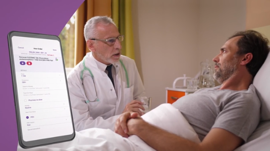 Mobile devices will be a key tool in healthcare delivery going forward